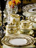 Royal Crown Derby Pearl Palace Sauce Boat Stand