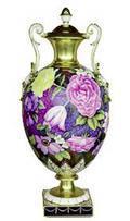 Royal Crown Derby Artistry Vases Repton