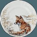 Dessert Plate - Fox