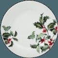 Gien Holly Dinner Plate