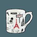Gien Ca C'est Paris! Mug
