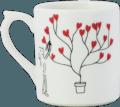 Gien Les Amoureux / The Lovers Mug