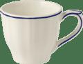 Gien Filet Cobalt US TEA CUP