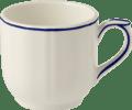 Gien Filet Cobalt ESPRESSO CUP