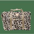 299 Weekender Leopard Coated Canvas