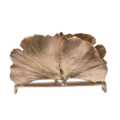 Michael Michaud Table Art Gingko Business Card Holder