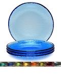 27 8 1/8' Salad Plate - Aqua