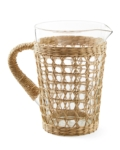 39 Seagrass cage pitcher