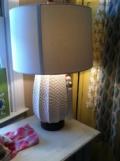 $380.00 Returning Tide Lamp