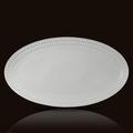 $390.00 Perlee White Large Oval Platter