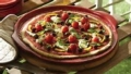 Emile Henry Flame Pizza Stone Flame Red