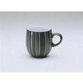 Denby Stripes Lg Curve Mug