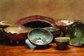 Earthborn Chefs Hammock Platter& Stand