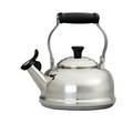 Le Creuset Teakettles Classic Whis Teakettle SS