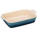 Le Creuset Stoneware 3.1 QT Rect Dish Marine