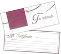 $100.00 100 Dollar Gift Certificate