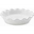 $52.50 Ruffled Pie Dish Flour