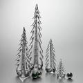 """Simon Pearce 10"""" Christmas Tree (1538)"""