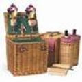 Picnic Time Vino Pine GRN/Grapes