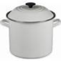 $110.00 10 Qt White Stock Pot