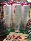 $10.00 Ole Miss 16oz Styrofoam Cups