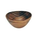 $79.95 Acacia Deep Wood Serving Bowl