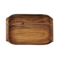 $34.95 Wood Serving Tray with Handles