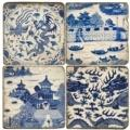 48 Chinese Export - Set of Coasters