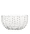Zafferano Zafferano Perle Bowl - Transparent