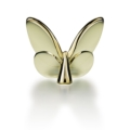 $175.00 Baccarat Lucky Butterfly - Gold