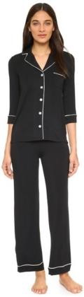 $108.00 PJ Luxe Modal Pajama Set