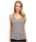 $47.00 Giftables Lips Sleep Tank Top