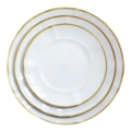 $173.00 Anna Weatherly Simply Elegant Gold Custom 4-piece Place Setting
