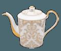Tea Pot Gold