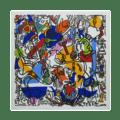 Haviland  Gourmet Pop Porcelain Panel - Numbered Edition