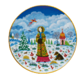 Princesse Slave Set of 2 dessert Plates