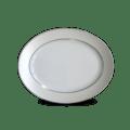 Haviland Clair De Lune Uni Small Oval Dish