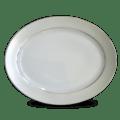 Haviland Clair De Lune Uni Large Oval Dish