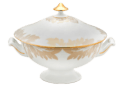 Soup Tureen Gold