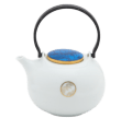 Japanese Tea Pot Blue