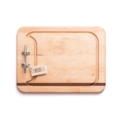 $93.00 Cheese Board with Boat Cleat Handle Monogrammed