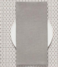 $9.50 Linen Napkin Pale Grey