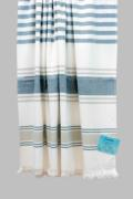 Ivy Cottage Exclusives Aquabora Turkish Towel Aruba