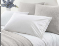 192 Classic Ruffle King Sheet Set - White