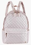 Oliver Thomas Petal Pink 24+7 Large Laptop Backpack