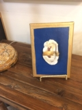 $40.00 BLUE LINE OYSTER ON CANVAS