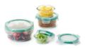 $34.99 8 Piece SNAP Round Container Set