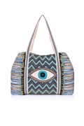 165 Evil Eye Shoulder Bag
