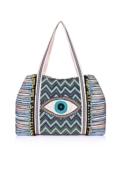165 Evil Eye Shoulder Bag