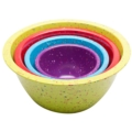 Nesting Bowls Lime image